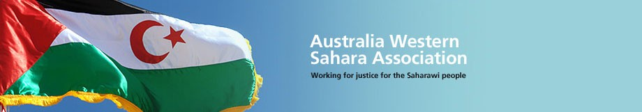 Australia Western Sahara Association