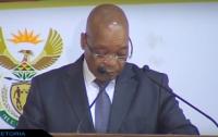 South African President Mr Jacob Zuma